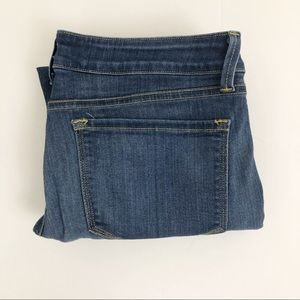 NYDJ Marilyn straight jeans size 14